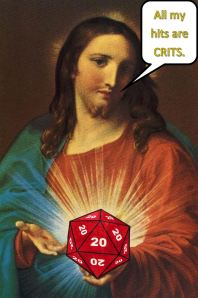 Jesus d20