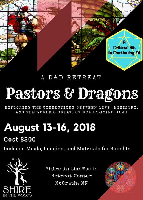 Pastors & Dragons