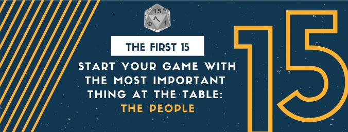 first 15